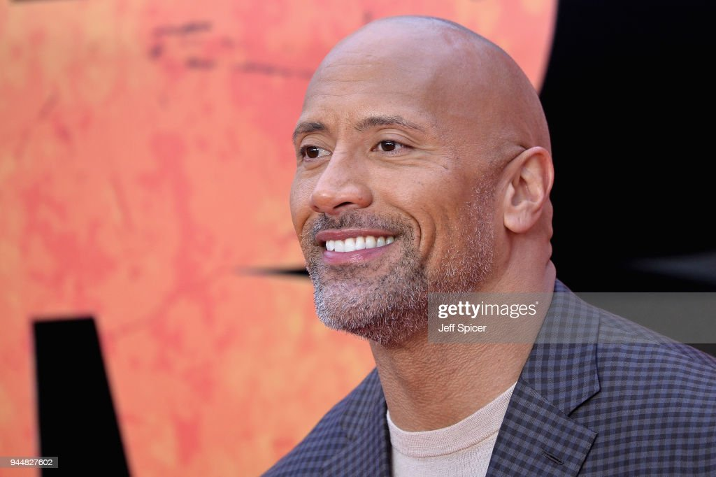 'Rampage' European Premiere - Red Carpet Arrivals : News Photo