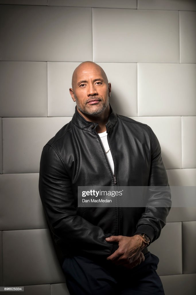 Dwayne Johnson, USA Today, December 19, 2017