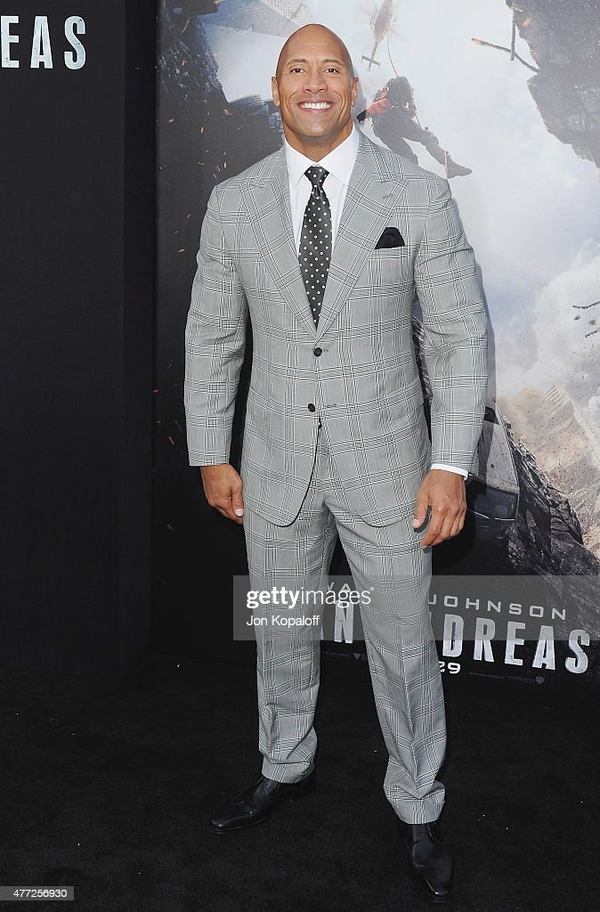 """Premiere Of Warner Bros. Pictures' """"San Andreas"""""""