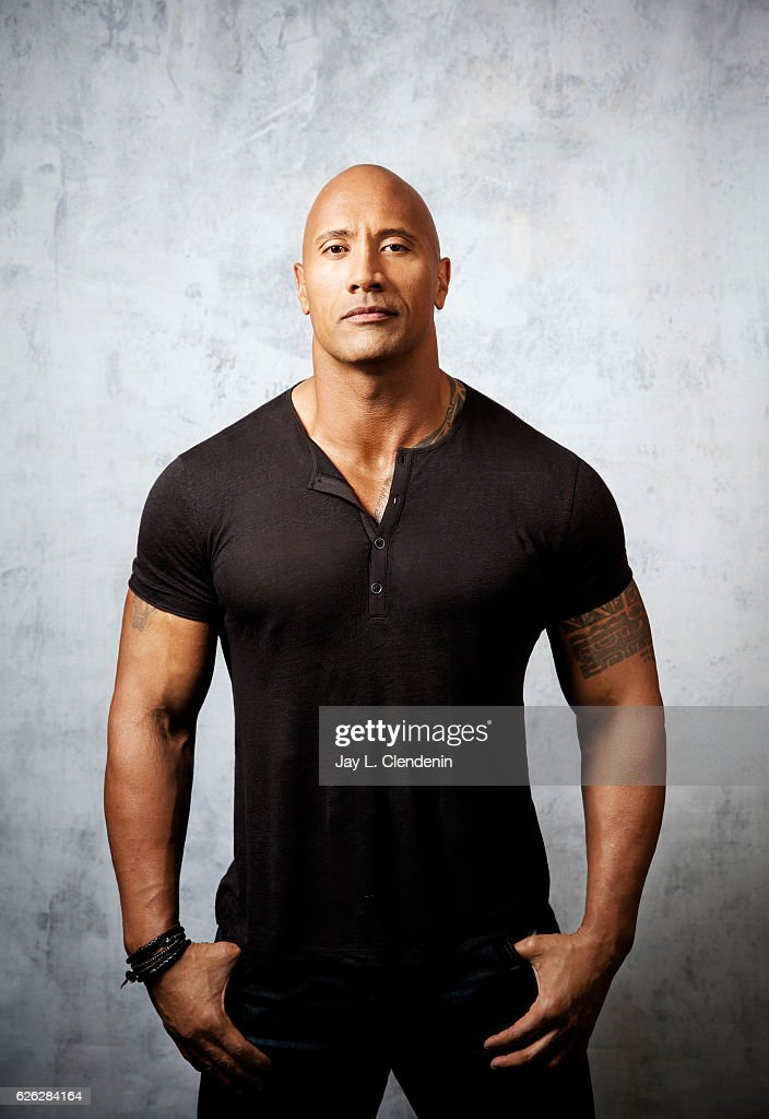 "Dwayne ""The Rock"" Johnson, Los Angeles Times, November 16, 2016"