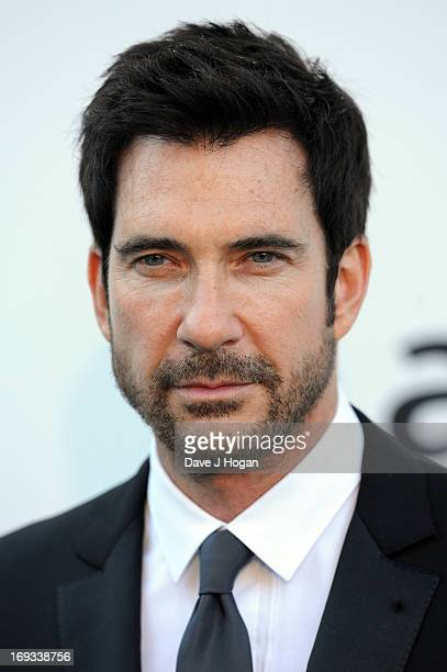 Actor Dylan McDermott attends amfAR's 20th Annual Cinema Against AIDS during The 66th Annual Cannes Film Festival at Hotel du CapEdenRoc on May 23...