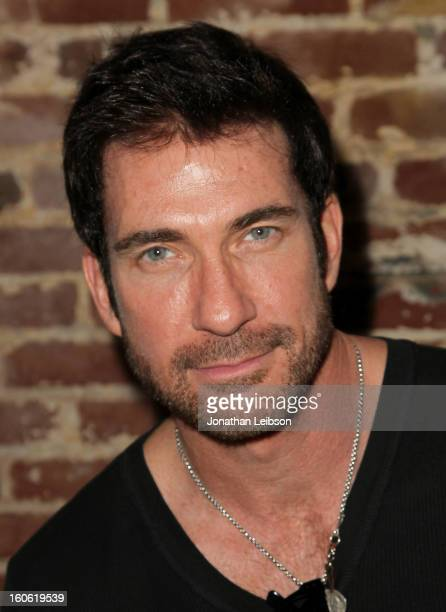 Actor Dylan McDermott attends Super Bowl Sunday at The Microsoft Experience on February 3 2013 in Venice California