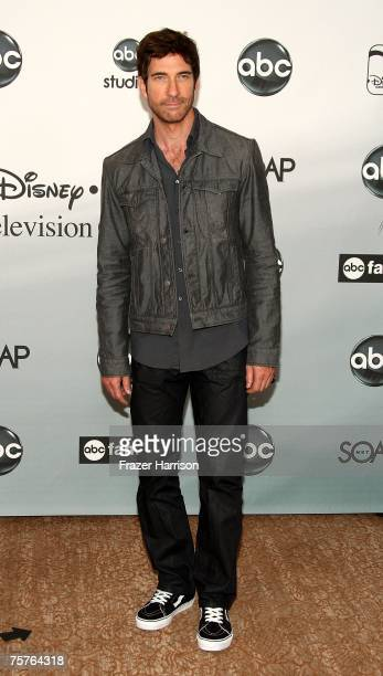 Actor Dylan McDermott attends the 2007 ABC All Star Party held at the Beverly Hilton Hotel on July 26 2007 in Beverly Hills California