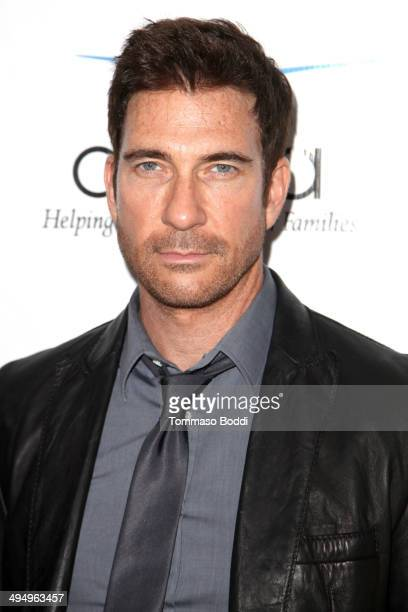 Actor Dylan McDermott attends the Aviva Family and Children's Services annual fundraising Gala held at the Regent Beverly Wilshire Hotel on May 31...