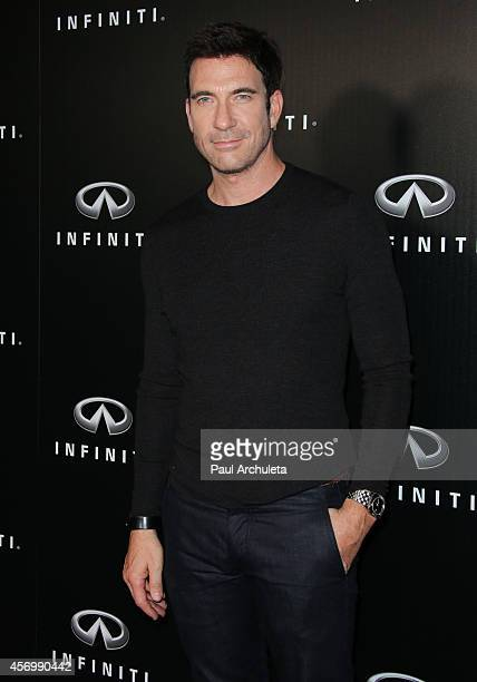 Actor Dylan McDermott attends the grand opening of Infiniti of Beverly Hills on October 9, 2014 in Beverly Hills, California.