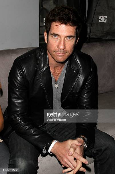 Actor Dylan McDermott attends the Los Angeles Premiere of Beats Rhymes Life The Travels Of A Tribe Called Quest After Party on June 24 2011 in Los...