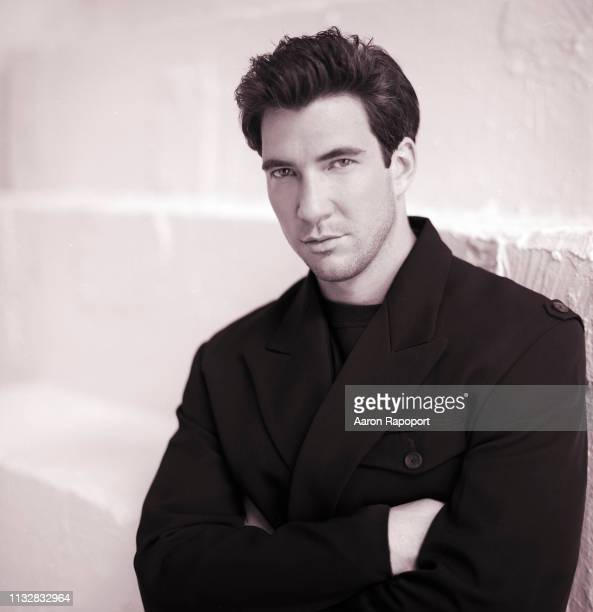 Actor Dylan Mcdermott poses for a portrait circa 1986 in Los Angeles California