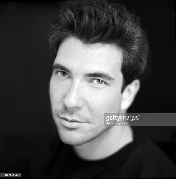 Actor Dylan Mcdermott poses for a portrait circa 1986 in Los Angeles, California