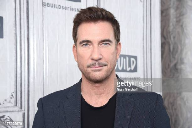 """Actor Dylan McDermott visits the Build Series to discuss the Netflix series """"The Politician"""" at Build Studio on September 26 2019 in New York City"""