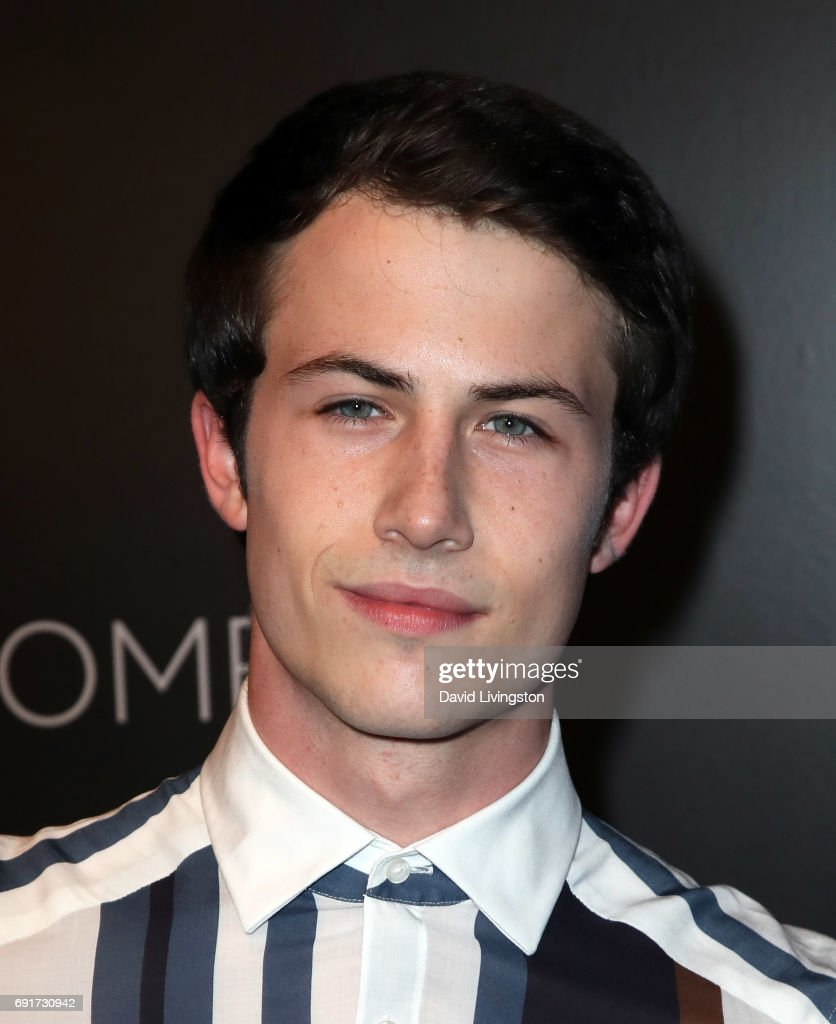actor dylan minnette attends netflix s 13 reasons why fyc event at