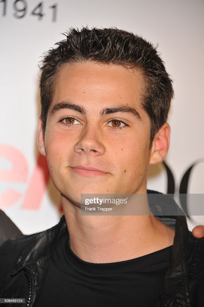 Actor Dylan O Brien Arrives At The Ninth Annual Teen Vogue Young