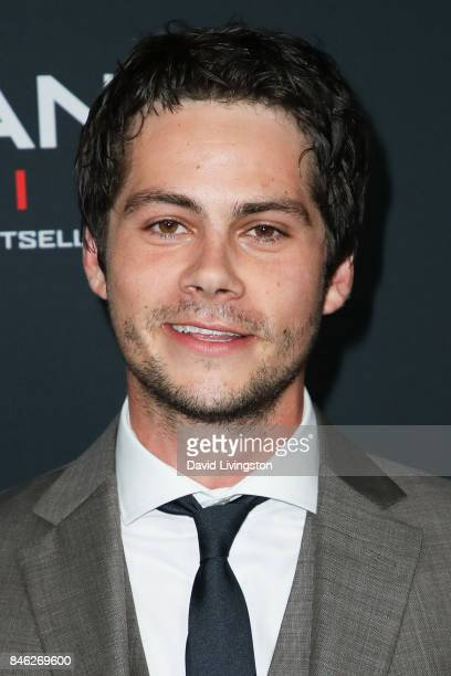 Actor Dylan O'Brien attends a Screening of CBS Films and Lionsgate's 'American Assassin' at TCL Chinese Theatre on September 12 2017 in Hollywood...