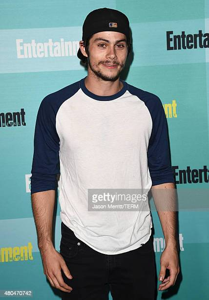 Actor Dylan O'Brien attends Entertainment Weekly's ComicCon 2015 Party sponsored by HBO Honda Bud Light Lime and Bud Light Ritas at FLOAT at The Hard...