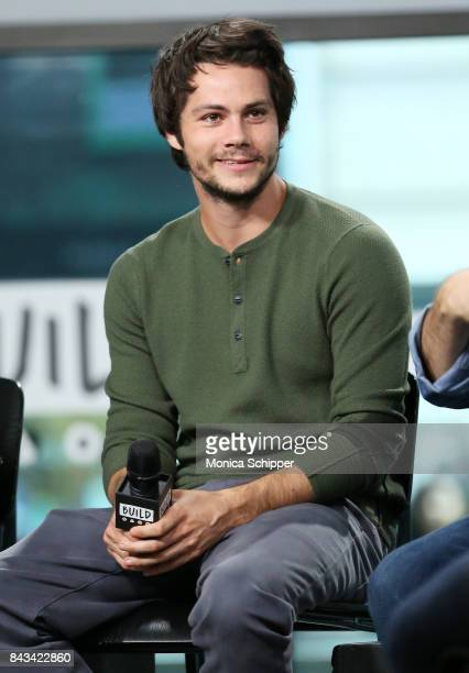 Actor Dylan O'Brien discusses his new movie 'American Assassin' at Build Studio on September 6 2017 in New York City