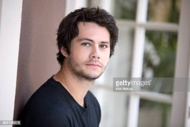 Actor Dylan O'Brien is photographed for Los Angeles Times on August 29 2017 in Los Angeles California PUBLISHED IMAGE CREDIT MUST READ Kirk McKoy/Los...