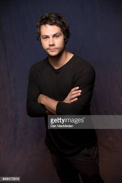 Actor Dylan O'Brien is photographed for USA Today on August 29 2017 in Los Angeles California PUBLISHED IMAGE