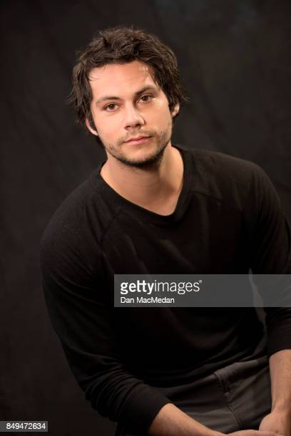 Actor Dylan O'Brien is photographed for USA Today on August 29 2017 in Los Angeles California