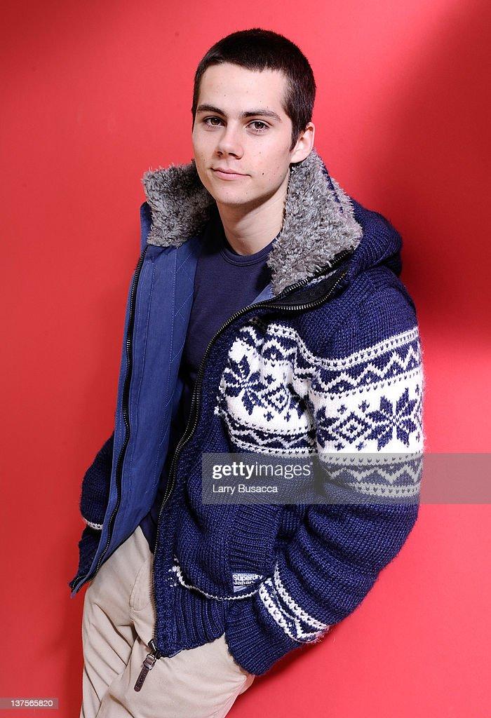 """""""Teen Wolf - Like Dylan O'Brien"""" Sticker by CinderTrack ...  Monochromatic Portrait Dylan Obrien"""