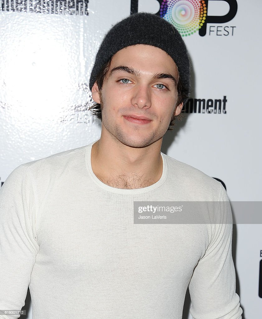 Actor Dylan Sprayberry attends Entertainment Weekly's Popfest at The Reef on October 30, 2016 in Los Angeles, California.