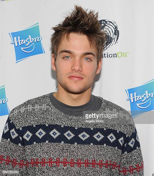 Actor Dylan Sprayberry attends the 3rd Annual Toy Wrap Party benefiting GenerationOn hosted by PMG Talent and Dylan Sprayberry at Guy's North on...