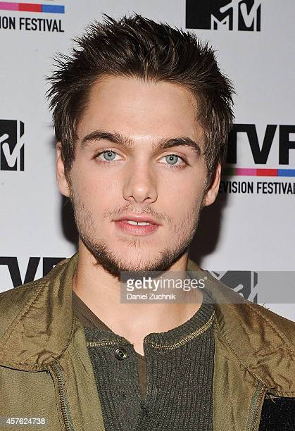 Actor Dylan Sprayberry attends the New York Television Festival panel 'Teenage Wasteland Navigating High School With The Next MTV Generation'...