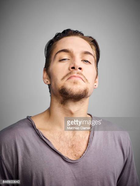 Actor Dylan Sprayberry from 'Teen Wolf' is photographed for Entertainment Weekly Magazine on July 21 2016 at Comic Con in the Hard Rock Hotel in San...