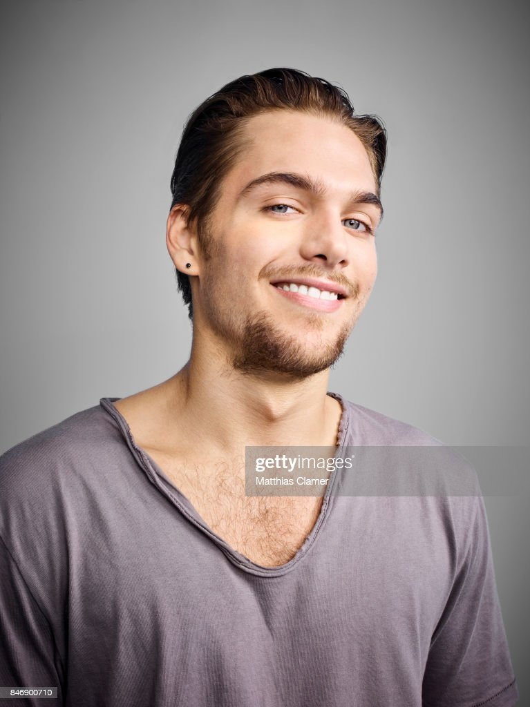 Actor Dylan Sprayberry from 'Teen Wolf' is photographed for Entertainment Weekly Magazine on July 21, 2016 at Comic Con in the Hard Rock Hotel in San Diego, California.