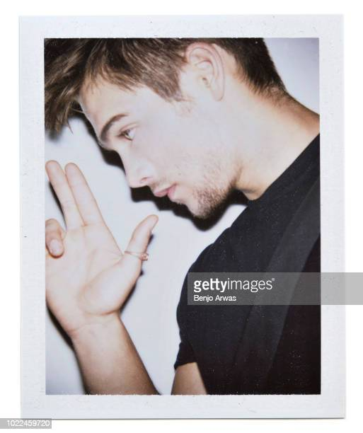 Actor Dylan Sprayberry is photographed for Schon magazine on August 19 2015 in Los Angeles California