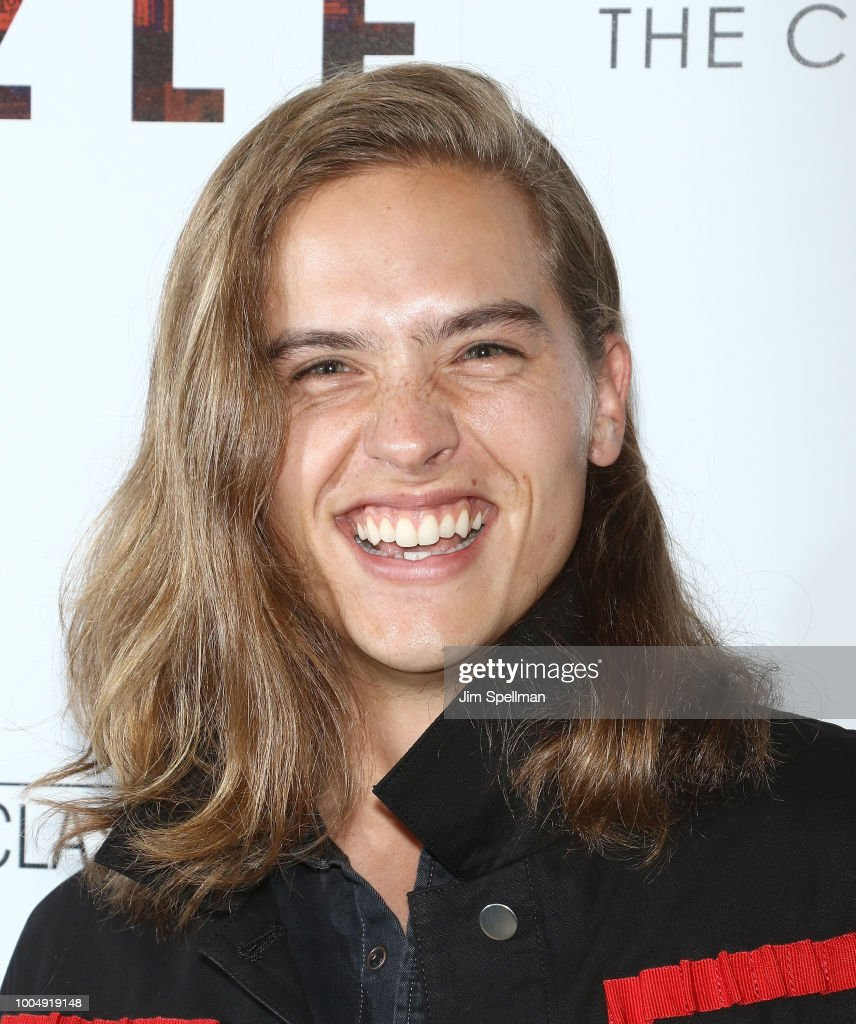 Actor Dylan Sprouse attends the screening of 'Puzzle' hosted by Sony Pictures Classics and The Cinema Society at The Roxy Cinema on July 24, 2018 in New York City.