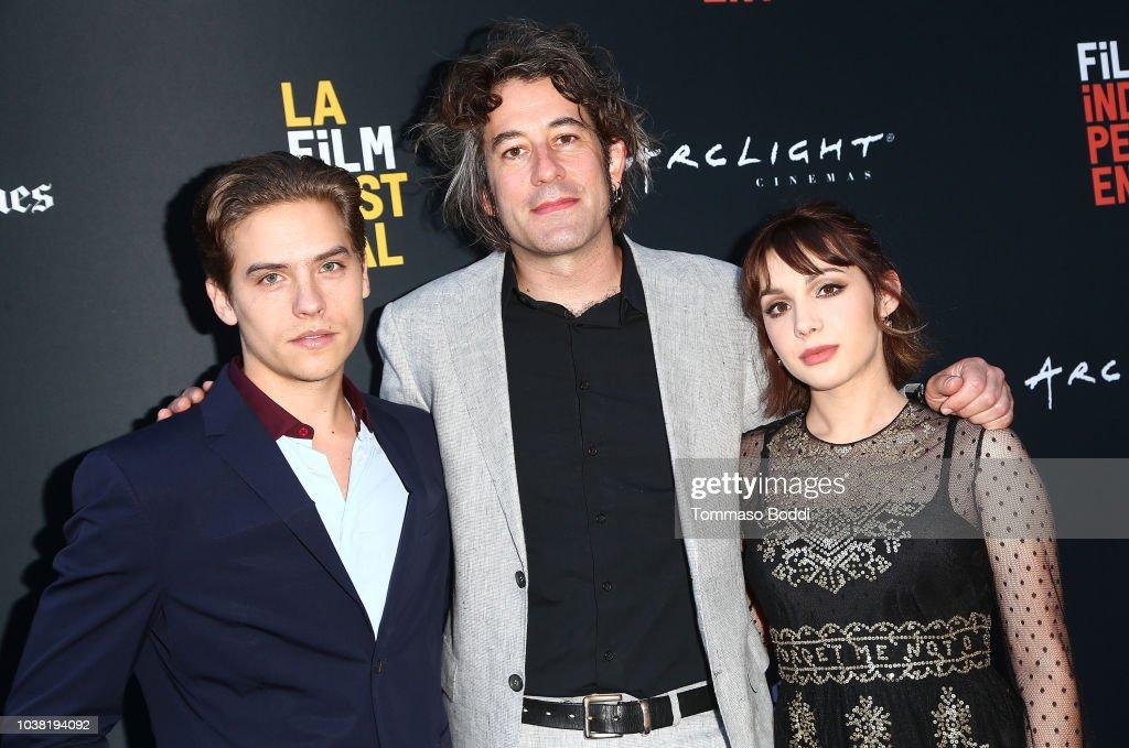 'BANANA SPLIT' Los Angeles Film Festival Premiere : News Photo