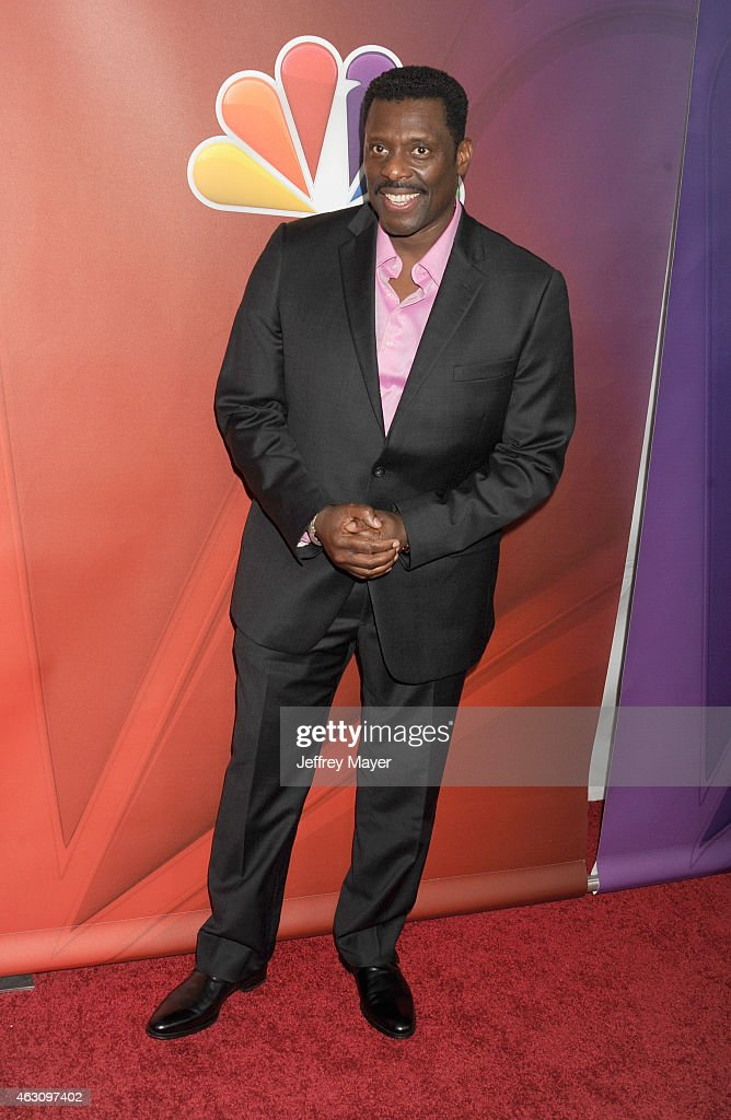 Actor Eamonn Walker attends the NBCUniversal 2015 Press Tour at the Langham Huntington Hotel on January 16, 2015 in Pasadena, California.