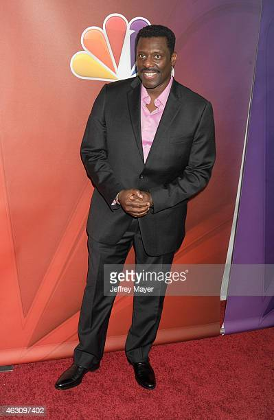 Actor Eamonn Walker attends the NBCUniversal 2015 Press Tour at the Langham Huntington Hotel on January 16 2015 in Pasadena California