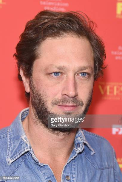 """Actor Ebon Moss-Bachrach attends """"The Assassination Of Gianni Versace: American Crime Story"""" New York screening at Metrograph on December 11, 2017 in..."""