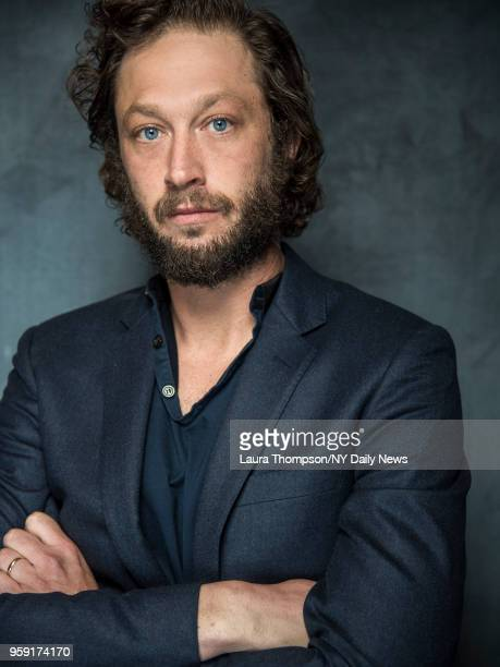 Actor Ebon Moss-Bachrach is photographed for NY Daily News on April 22, 2018 in New York City. CREDIT MUST READ: Laura Thompson/NY Daily News/Contour...