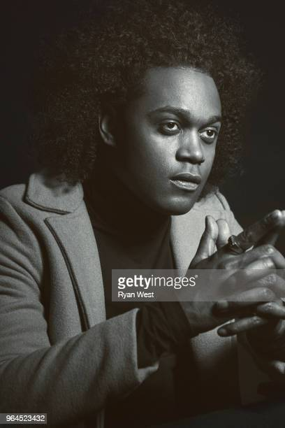 Actor Echo Kellum is photographed in December 2016 in Los Angeles, California.