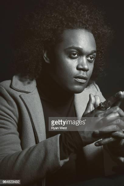 Actor Echo Kellum is photographed in December 2016 in Los Angeles California