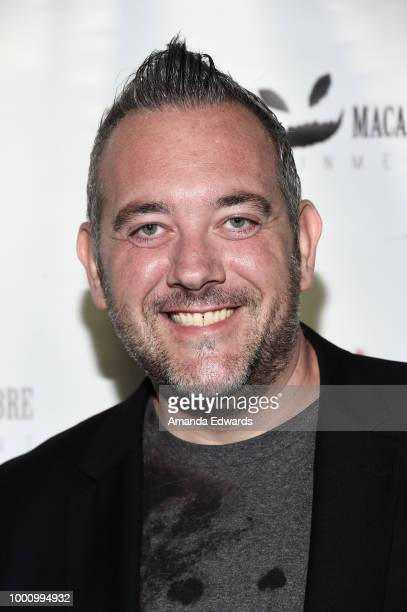 Actor Ed Ackerman arrives at a screening of Epic Pictures Releasing's 'To Hell And Back The Kane Hodder Story' at the TCL Chinese 6 Theatres on July...