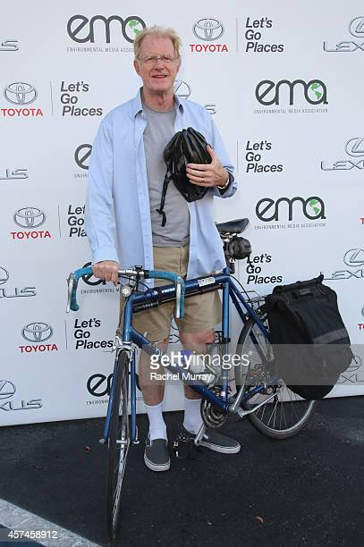 Actor Ed Begley Jr attends the 24th Annual Environmental Media Awards presented by Toyota and Lexus at Warner Bros Studio on October 18 2014 in...
