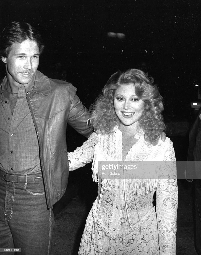 Audrey Landers Dallas actor ed bessell and actress audrey landers attend the wrap