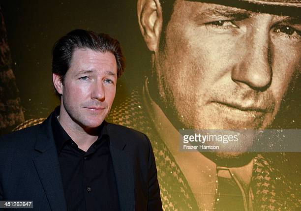 Actor Ed Burns attends TNT's Mob City Screening at TCL 6 Chinese Theatre on November 21 2013 in Hollywood California 24319_001_FH_0394JPG