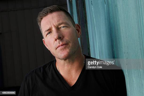 Actor Ed Burns is photographed for Los Angeles Times on August 5 2015 in New York City PUBLISHED IMAGE CREDIT MUST BE Carolyn Cole/Los Angeles...