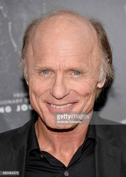 Actor Ed Harris attends the opening night premiere of Snowpiercer during the 2014 Los Angeles Film Festival at Regal Cinemas LA Live on June 11 2014...