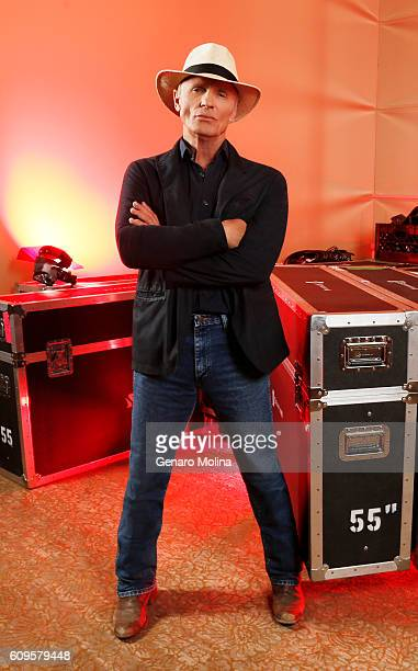 Actor Ed Harris of 'Westward' is photographed for Los Angeles Times on July 30 2016 in Los Angeles California PUBLISHED IMAGE CREDIT MUST READ Genaro...