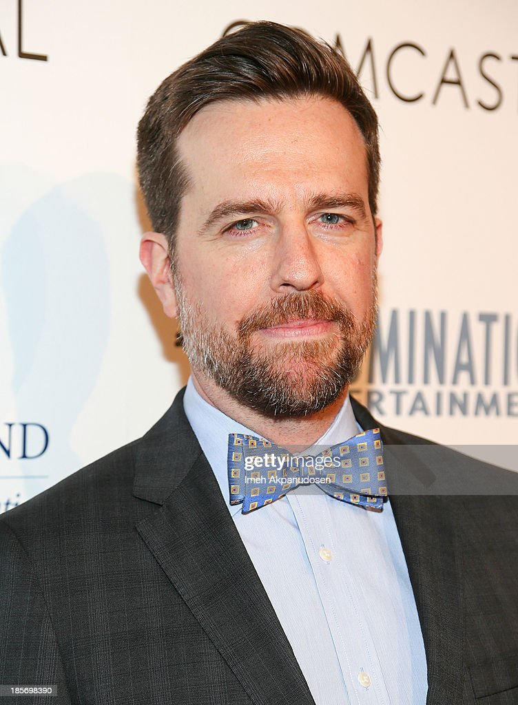 Actor Ed Helms attends the STARS 2013 Benefit Gala By The Fulfillment Fund at The Beverly Hilton Hotel on October 23, 2013 in Beverly Hills, California.
