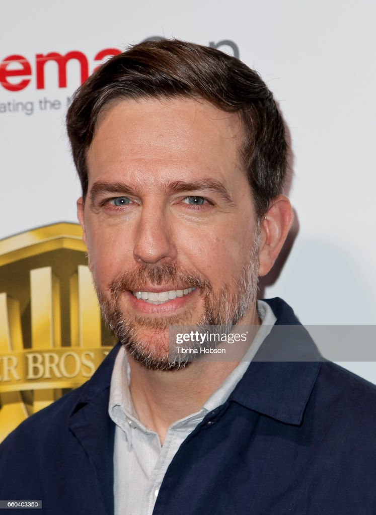 Actor Ed Helms attends Warner Bros. Pictures 'The Big Picture', an exclusive presentation of our upcoming slate at The Colosseum at Caesars Palace during CinemaCon 2017 on March 29, 2017 in Las Vegas, United States.