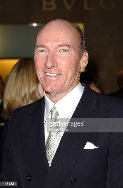 Actor Ed Lauder attends the Casting Society of America's18th Annual Artios Awards at the Beverly Hilton Hotel on October 17 2002 in Beverly Hills...
