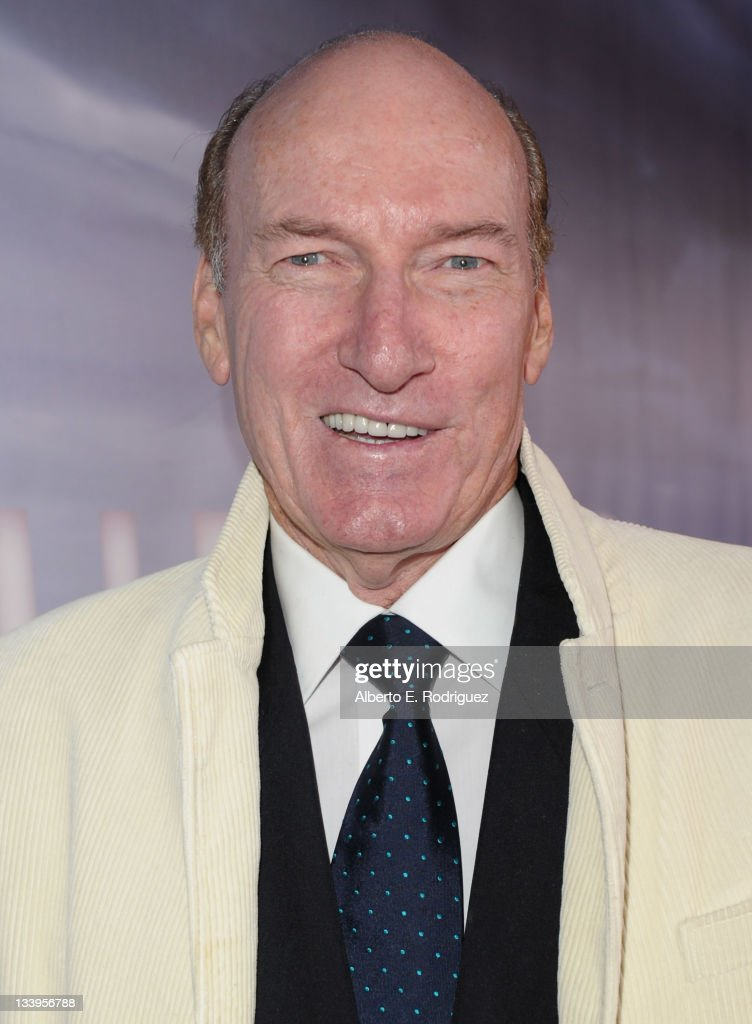 Actor Ed Lauter arrives to Paramount Pictures' 'Super 8' Blu-ray and DVD release party at AMPAS Samuel Goldwyn Theater on November 22, 2011 in Beverly Hills, California.