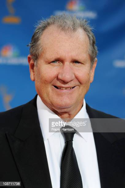 Actor Ed O'Neill arrives at the 62nd Annual Primetime Emmy Awards held at the Nokia Theatre LA Live on August 29 2010 in Los Angeles California