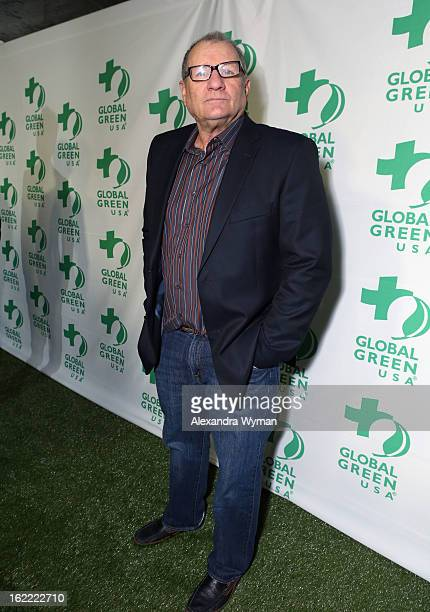 Actor Ed O'Neill attends Global Green USA's 10th Annual PreOscar Party at Avalon on February 20 2013 in Hollywood California