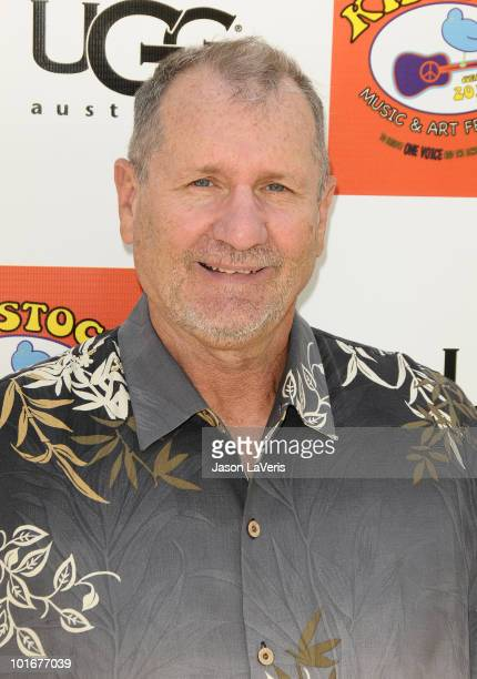 Actor Ed O'Neill attends the 4th annual Kidstock Music Arts Festival at Greystone Mansion on June 6 2010 in Beverly Hills California